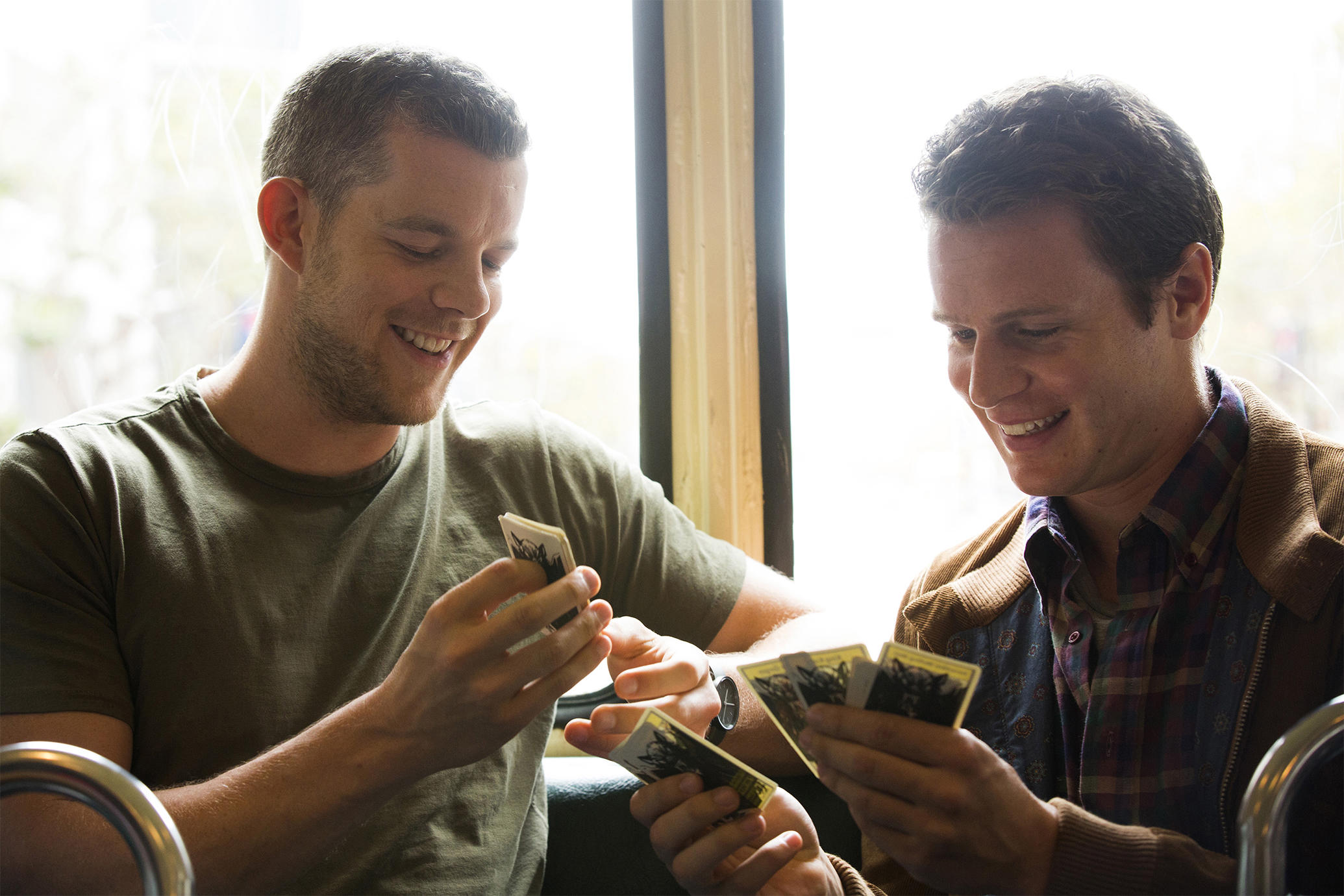 Russell Tovey and Jonathan Groff, <em>Looking</em>