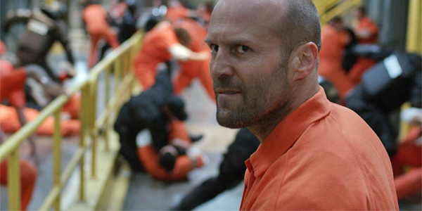 Jason Statham Fate of the Furious Prison