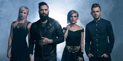 Grammy-nominated Skillet hits Pub Station Ballroom on March 2 with Sick Puppies
