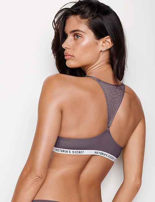 1. Victoria's Secret Full Support Front Closure Bra