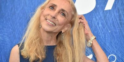 Franca Sozzani, who has died aged 66