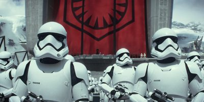 The Last Jedi May Escalate The First Order And Resistance's Conflict