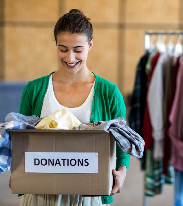 Best Places To Donate Clothes